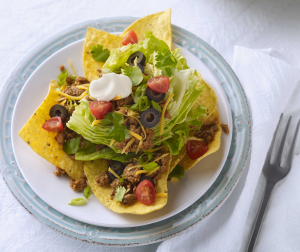 Quick Taco Turkey Salad