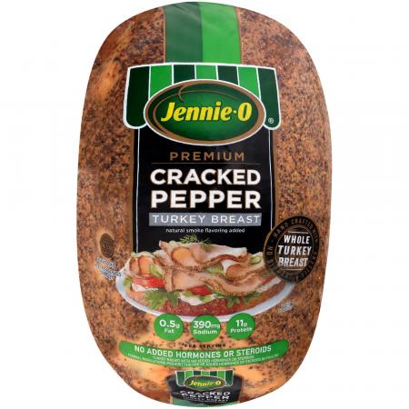 Premium  Cracked Pepper Turkey Breast