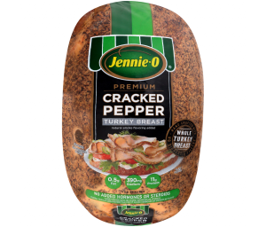 Premium  Cracked Pepper Turkey Breast