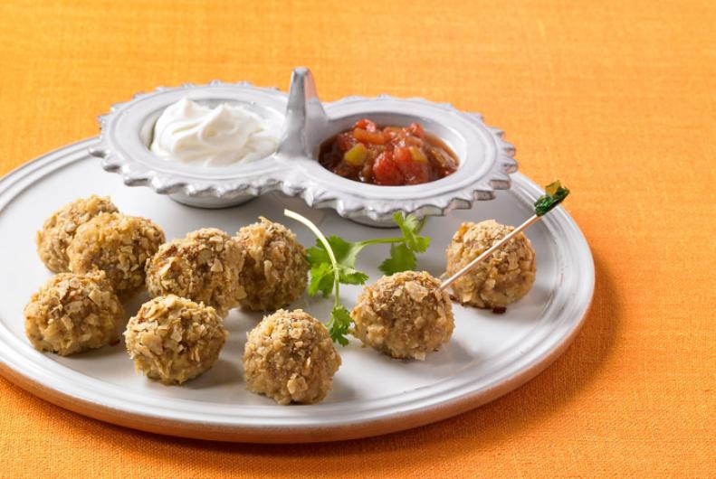 Mexican Turkey Meatballs