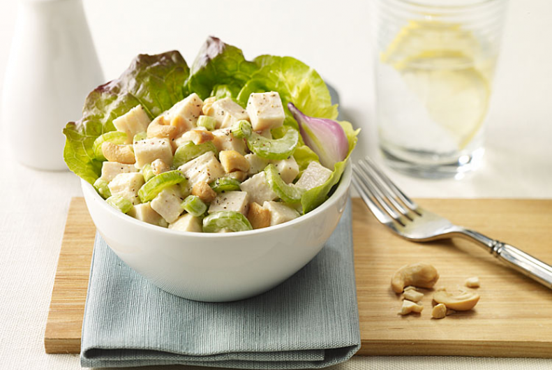 Cashew Turkey Salad